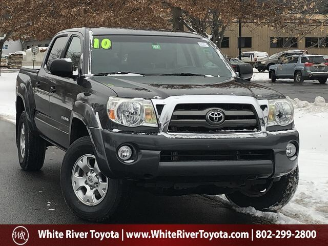 2010 Toyota Tacoma SR5 White River Junction VT