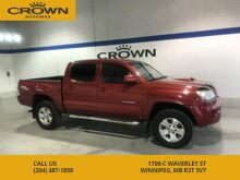 2010_Toyota_Tacoma_TRD Double Cab ** Running Boards** Remote Start** Backup Camera**_ Winnipeg MB