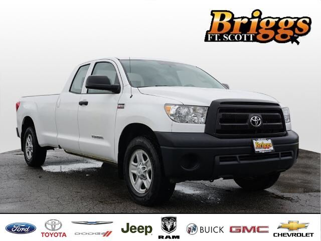 2010 Toyota Tundra 2WD Truck Dbl LB 5.7L V8 6-Spd AT Fort Scott KS