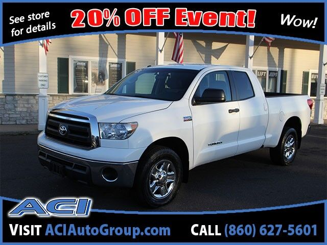 2010 Toyota Tundra 4WD Truck  East Windsor CT