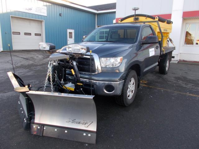 2010 Toyota Tundra 4WD Truck  Houlton ME