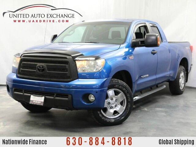 2010 Toyota Tundra 4WD Truck 5.7L V8 6-Spd Automatic w/ Front and Back Park Aid Addison IL