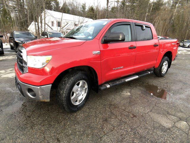 2010 Toyota Tundra 4WD Truck Grade Claremont NH