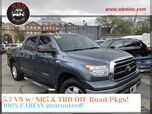 2010 Toyota Tundra CrewMax w/ SR5 & TRD Packages