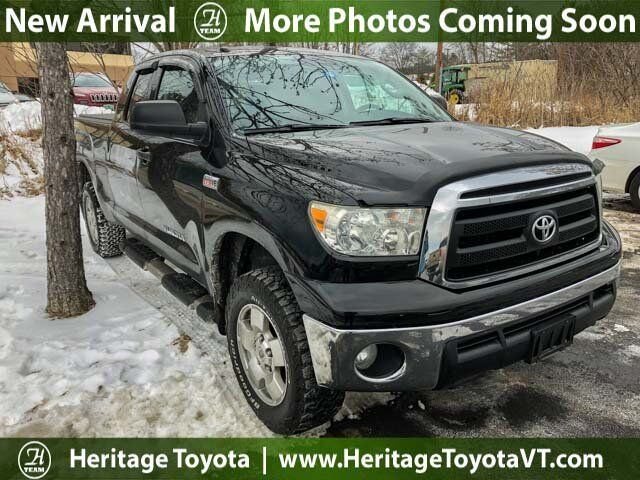 2010 Toyota Tundra TRD Off-Road Double Cab 5.7L V8 6-Spd AT
