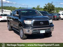 2010 Toyota Tundra TRD Off-Road Double Cab 5.7L V8 6-Spd AT South Burlington VT