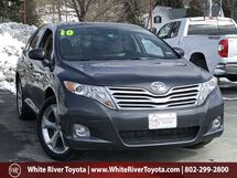 2010 Toyota Venza  White River Junction VT