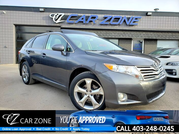 2010 Toyota Venza ALL WHEEL DRIVE EASY LOANS Calgary AB