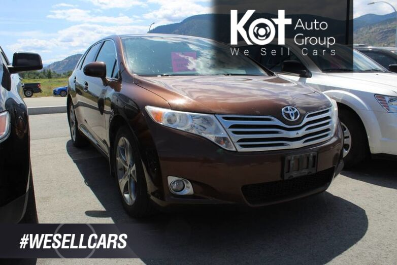 2010 Toyota Venza AWD, Great Condition, Beautiful Sunset Bronze Kelowna BC