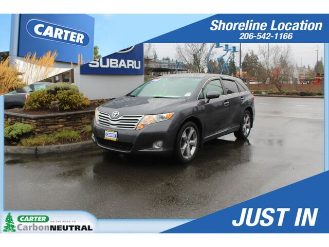 2010 Toyota Venza AWD Seattle WA