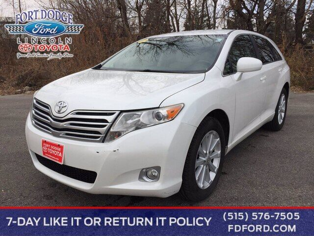2010 Toyota Venza Base 4dr FWD Fort Dodge IA