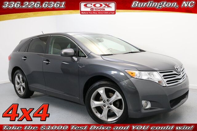 2010 Toyota Venza Base Burlington NC