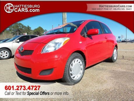 2010 Toyota Yaris  Hattiesburg MS