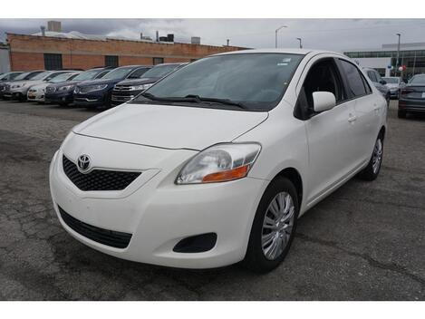 2010_Toyota_Yaris_4 door_ Salt Lake City UT