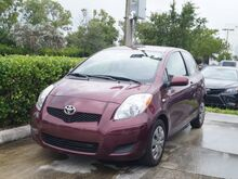 2010_Toyota_Yaris_Base_ Delray Beach FL