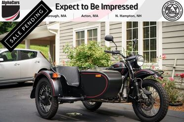 Pre-Owned Ural Sidecar Motorcycles in New England