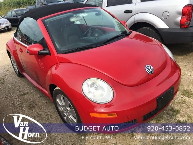 2010 Volkswagen Beetle 2.5L Plymouth WI