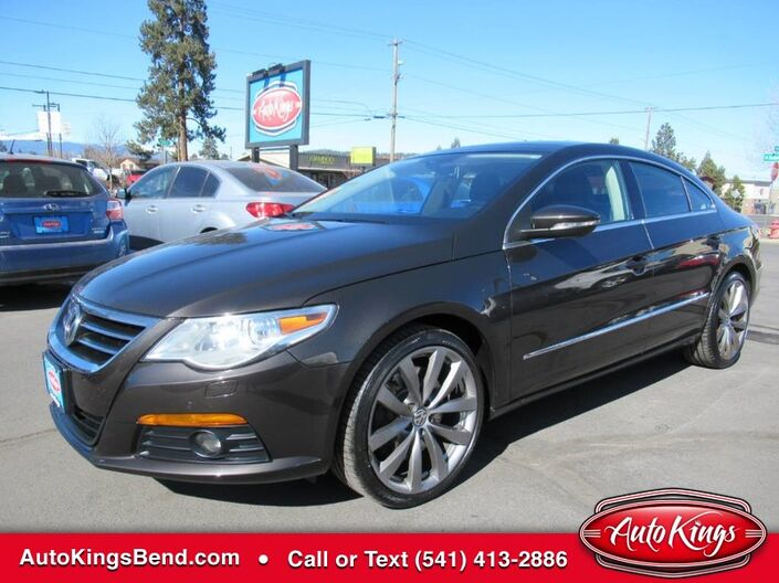 2010 Volkswagen CC VR6 4Motion Bend OR