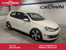 2010_Volkswagen_Golf GTI_3dr HB Man_ Winnipeg MB