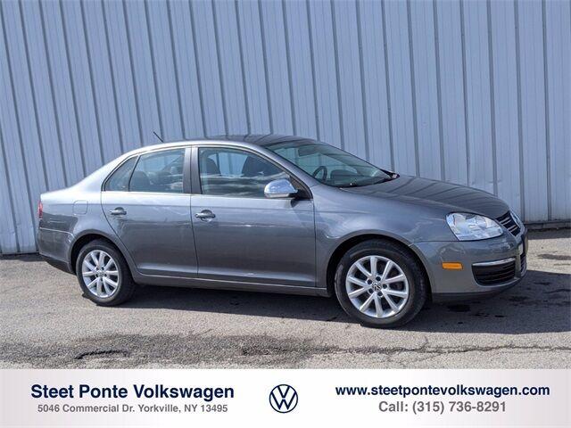 2010 Volkswagen Jetta Limited Yorkville NY