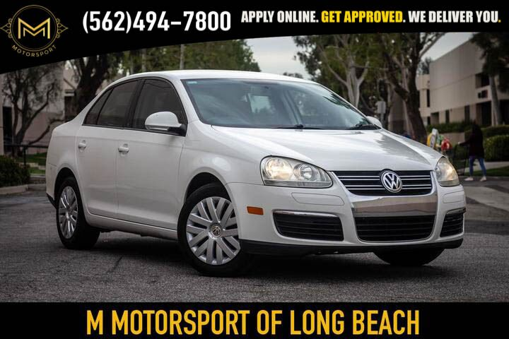 2010_Volkswagen_Jetta_S Sedan 4D_ Long Beach CA