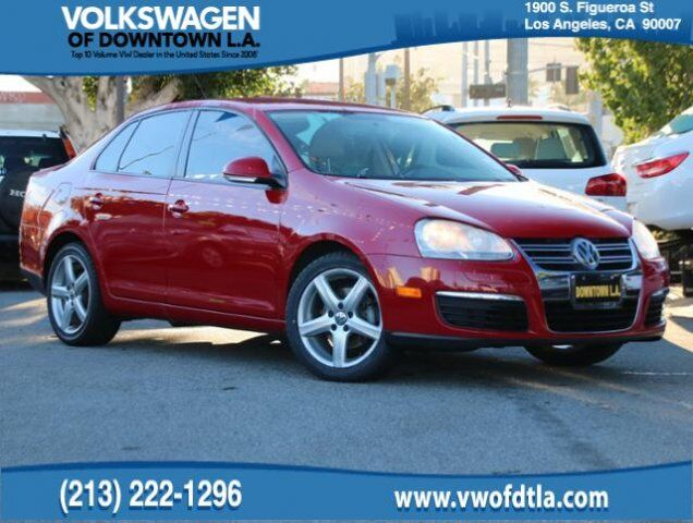 2010 Volkswagen Jetta Sedan Limited Los Angeles CA