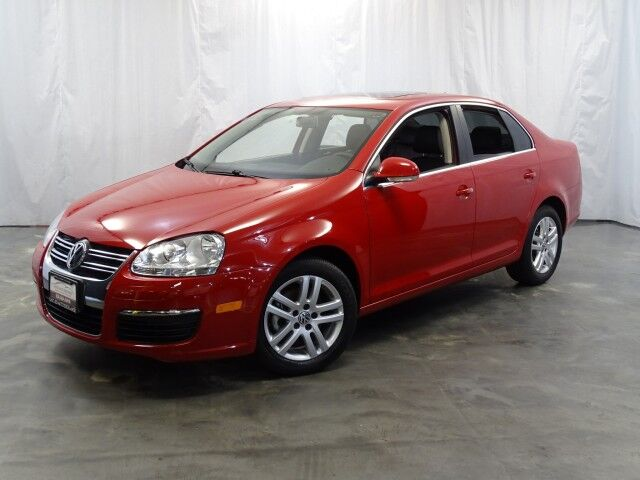 2010 Volkswagen Jetta Sedan TDI / DIESEL Engine ** TDI Emission Warranty** Addison IL