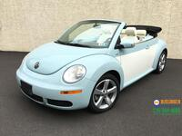 Volkswagen New Beetle Convertible - Final Edition 2010
