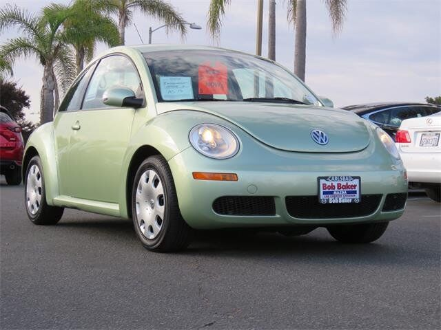 2010 Volkswagen New Beetle Coupe Base Carlsbad CA