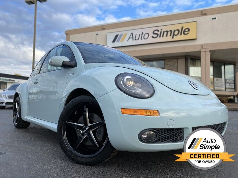 2010 Volkswagen New Beetle Coupe Final Edition Chattanooga TN