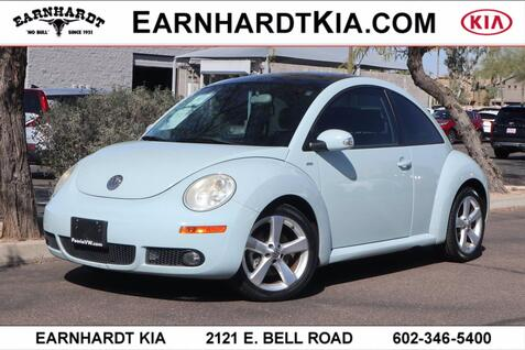 2010_Volkswagen_New Beetle Coupe_Final Edition_ Phoenix AZ