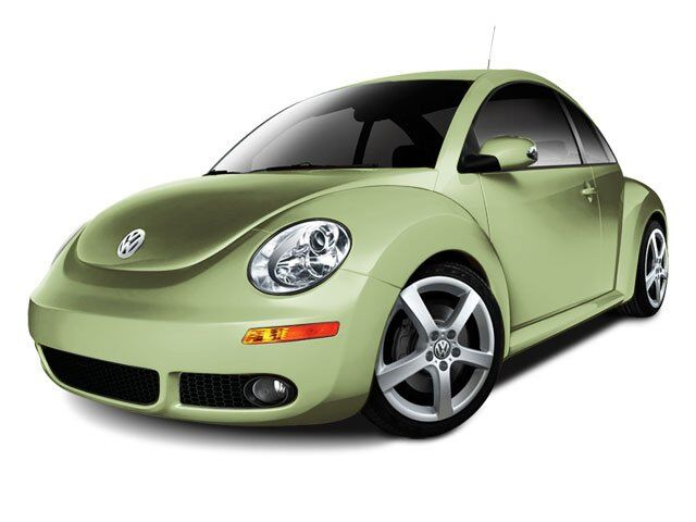 2010 Volkswagen New Beetle Coupe S Puyallup WA