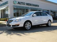2010_Volkswagen_Passat_Komfort PZEV  BLUETOOTH CONNECTION, SUNROOF, HEATED FRONT SEATS, HEATED EXTERIOR MIRRORS, AUX POWER_ Plano TX