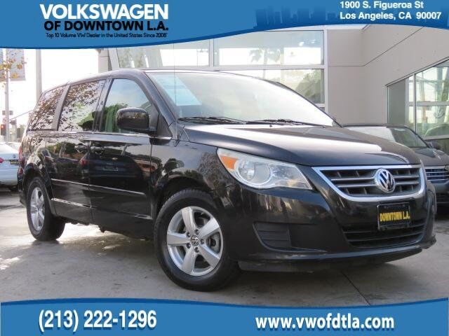2010 Volkswagen Routan SE Los Angeles CA