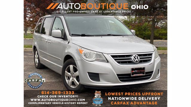 2010 Volkswagen Routan SEL w/RSE & Navigation Columbus OH