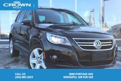 2010_Volkswagen_Tiguan_4dr Auto Comfortline 4Motion *LOCAL TRADE!_ Winnipeg MB