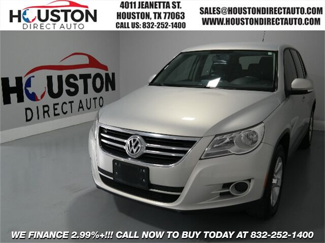 2010 Volkswagen Tiguan S Houston TX