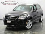 2010 Volkswagen Tiguan SE / 2.0L Turbocharged Engine / FWD / Touch Screen / Heated Leather Seats