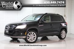 2010_Volkswagen_Tiguan_Wolfsburg - LEATHER INTERIOR NAVIGATION BACK UP CAMERA BLUETOOTH_ Chicago IL