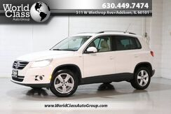 2010_Volkswagen_Tiguan_Wolfsburg - PANO ROOF POWER HEATED LEATHER SEATS ALLOY WHEELS_ Chicago IL