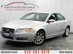 2010_Volvo_S80_3.2L I6 Engine FWD w/ Sunroof, High Performance Sound System, Bluetooth, USB & AUX Input, Heated Leather Front Seats_ Addison IL