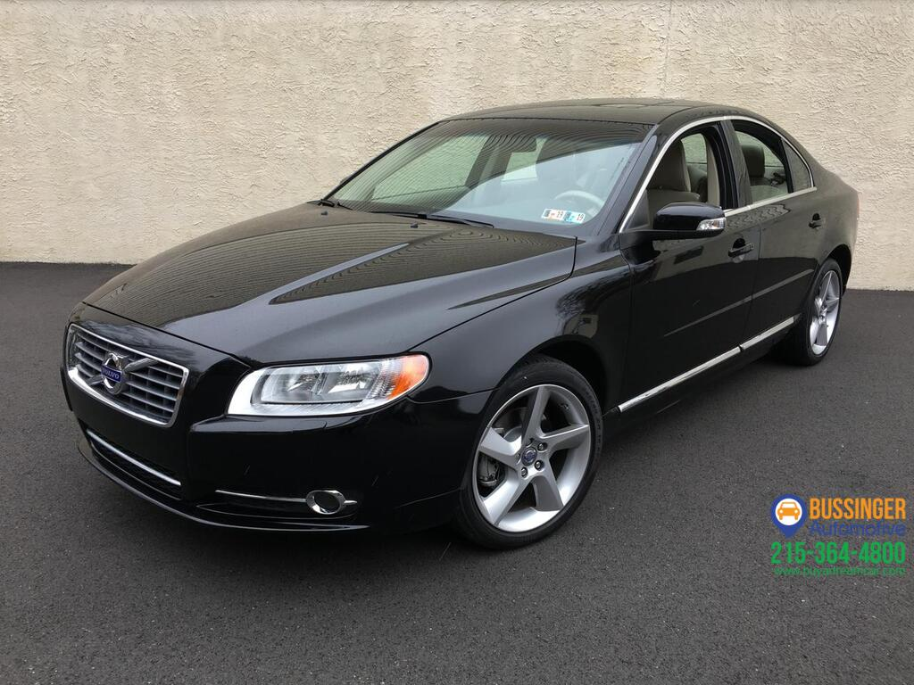 2010 Volvo S80 T6 - All Wheel Drive Feasterville PA