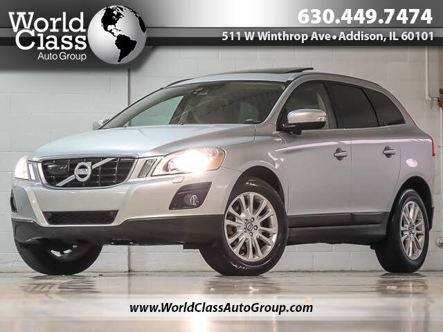 2010 Volvo XC60 (fleet-only) 3.0T R-Design AWD * PANORAMIC SUNROOF * ONE OWNER * Chicago IL