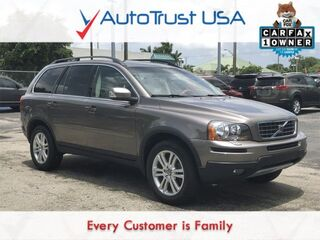 Volvo XC90 3.2 LEATHER SUNROOF 3RD ROW LOW MILES AWD BLUETOOTH 2010