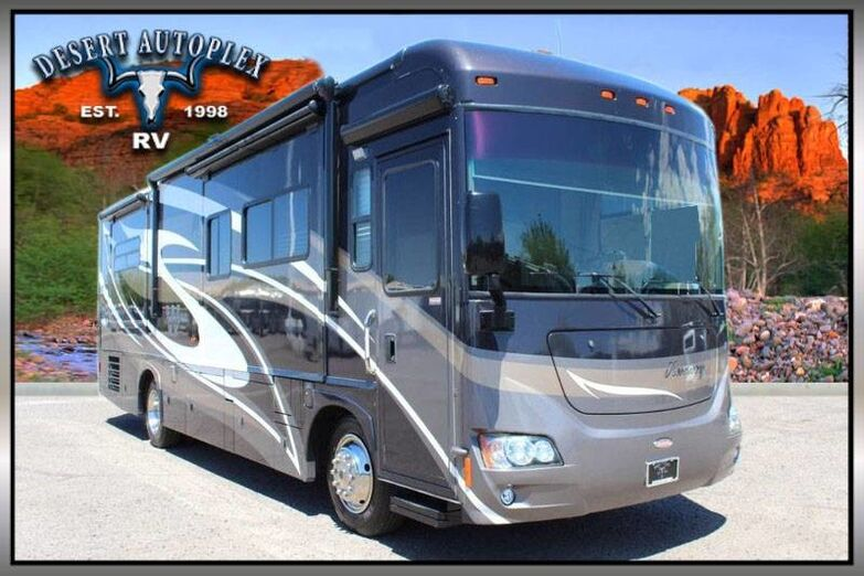 2010 Winnebago Journey 34Y Express Triple Slide Class A RV Mesa AZ
