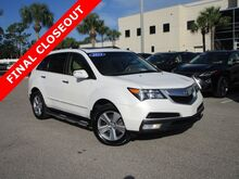 2011_Acura_MDX__ Fort Myers FL