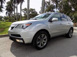 2011_Acura_MDX_3.7L Advance Package_ Hollywood FL