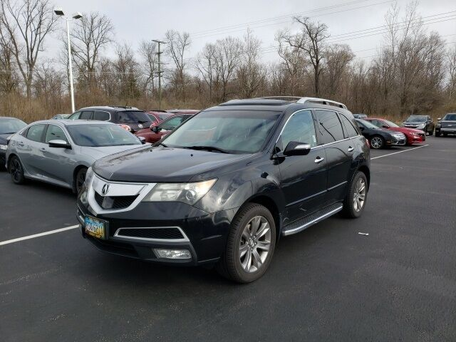 2011 Acura MDX 3.7L Advance Package Lima OH