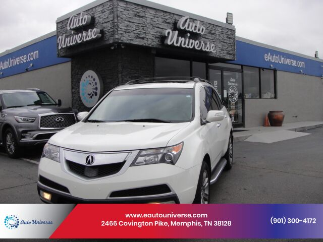 2011 Acura MDX 3.7L Advance Package Memphis TN
