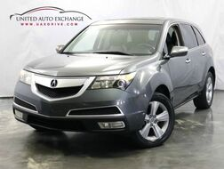 2011_Acura_MDX_3.7L V6 Engine / AWD / Sunroof / Rear View Camera_ Addison IL